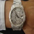 台中流當品拍賣 流當手錶 勞力士 18239 滿天星 全鑽帶 男錶 喜歡價可議