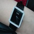 台中流當品拍賣 流當手錶 原裝 PIAGET 伯爵 Protocole 大使 18K金 女錶 9成新