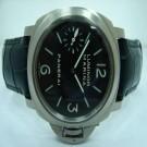 台中流當品拍賣 流當手錶 原裝 PANERAI 沛納海 PAM177 手上鍊 鈦合金 簍空 男錶