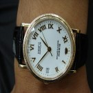 台中流當手錶拍賣 原裝 SURICH 蘇黎世 18K金 自動 男錶
