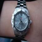 流當品拍賣 流當手錶 原裝 TAG Heuer 豪雅 石英 女錶 9成5新 喜歡價可議